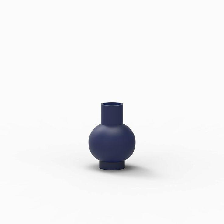 Strøm Lille Vase Fåes i Brandts Museumsbutik