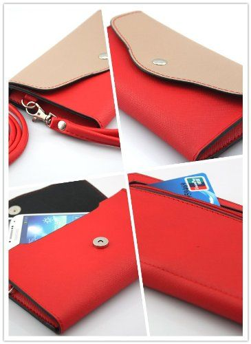 Big Dragonfly Mini Portable Cellphone Bag and Wallet with Shoulder & Hand Strap for iPhone 5 iPhone 4 4s Samsung Galaxy Note 2 S4 S3 HTC Nokia and Other Mobile Phone Red Colors Vary. Variation: (E03) Color. Bag for iPhone 5 iPhone 4 4s Samsung Galaxy Note 2 S4 S3 HTC Nokia and Other Mobile Phone. The universal Smart wallet/sleeve is very cool and stylish to carry your iPhone, mobile phone, camera, MP3/4, etc. Colors: Mint/Brown/Black/White. The designed is especially made for all...