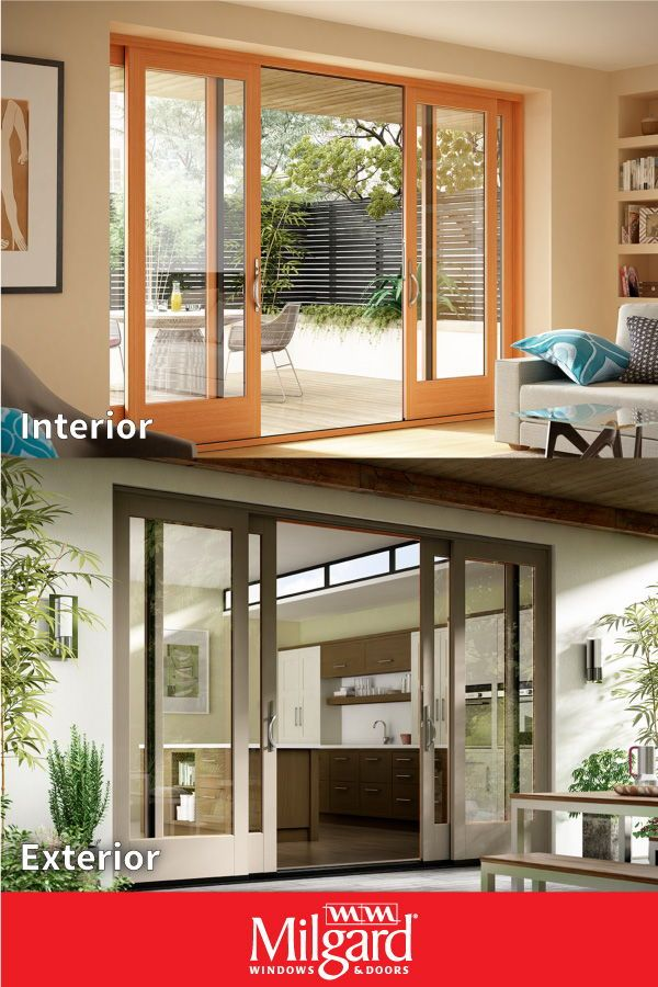This Beautiful 4 Panel French Sliding Patio Door Can Help Elevate The Decor Of Any Dini Sliding French Doors Patio French Doors Patio Sliding Glass Doors Patio