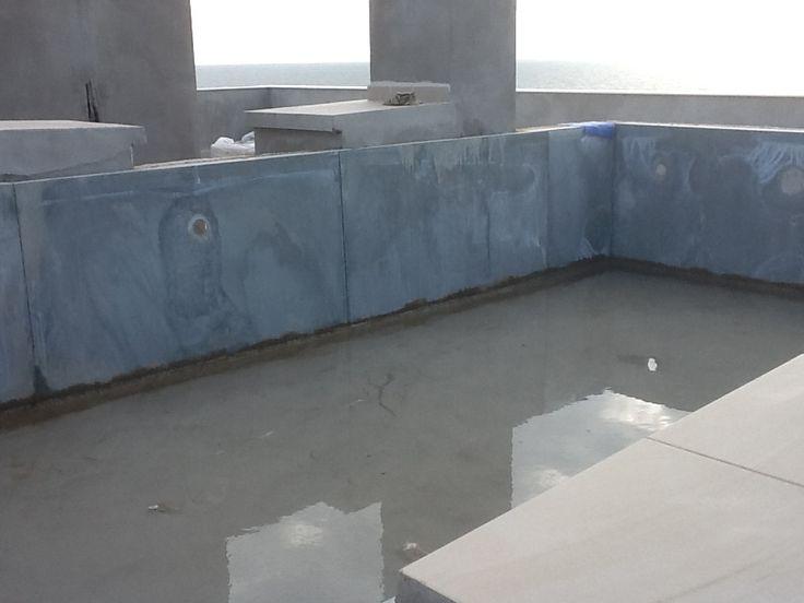 Estructura de piscina prefabricada con bloques de acero for Estructuras para piscinas