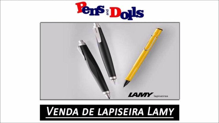 Venda de lapiseira Lamy - Pens and Dolls
