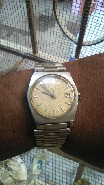 Vintage Eternamatic 2002 Wrist Watch