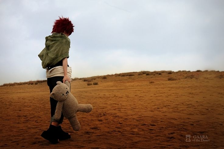 Setsuna0(せつな。) Gaara Cosplay Photo - Cure WorldCosplay