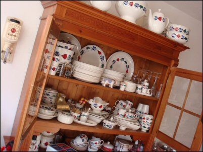 old Dutch table ware