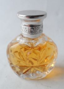 Ladies Mini Miniature Perfume Scent Bottle Ralph Lauren Safari Circa 1990 Full EDP Eau de Parfum
