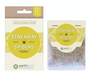 Social Nature - Free Earthkind Stay Away Spiders - http://freebiefresh.com/social-nature-free-earthkind-stay-away-spiders/