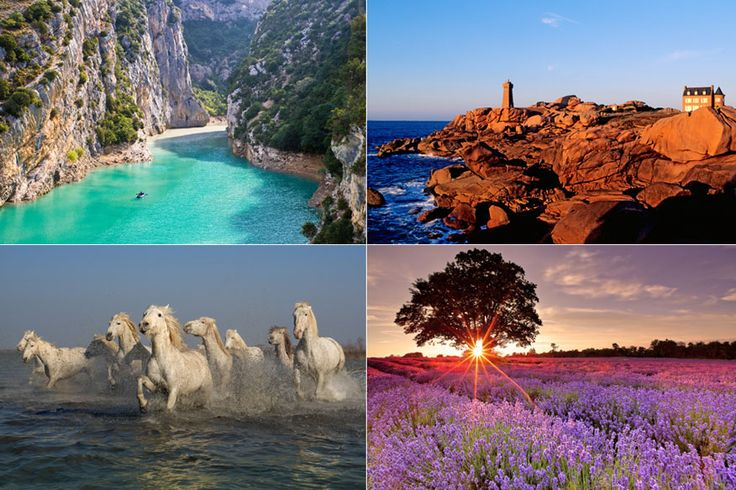 Die 18 schönsten Naturwunder in Frankreich