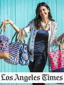 LA Times Business: Stella & Dot founder Jessica Herrin saw a way to dress up direct sales.