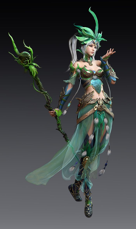 3d fantasy art fairies - photo #21