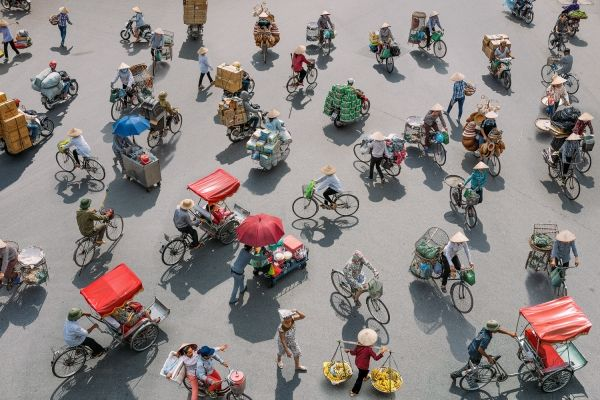 Fragments of Hanoi @Peter Stewart #conceptual