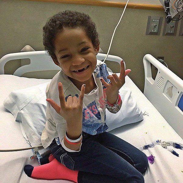 Devon Still Talks About Daughter Leah Beating Cancer: