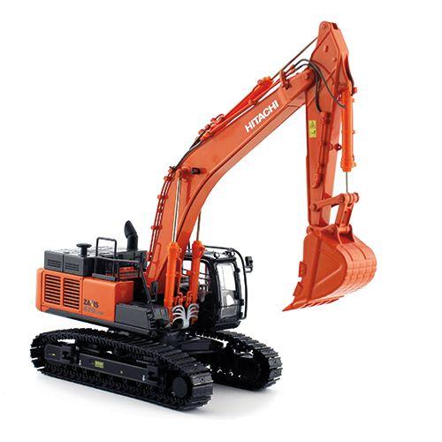 TCM - Hitachi Excavator ZX470LCH-5