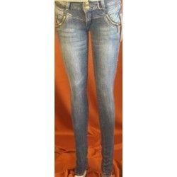 Tally Weijl dámské džíny modré XXS