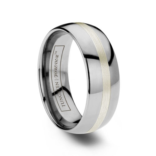 89 Best Tungsten Carbide Rings Images On Pinterest