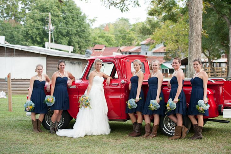 southern weddings | Southern Country Style Wedding - Rustic Wedding Chic