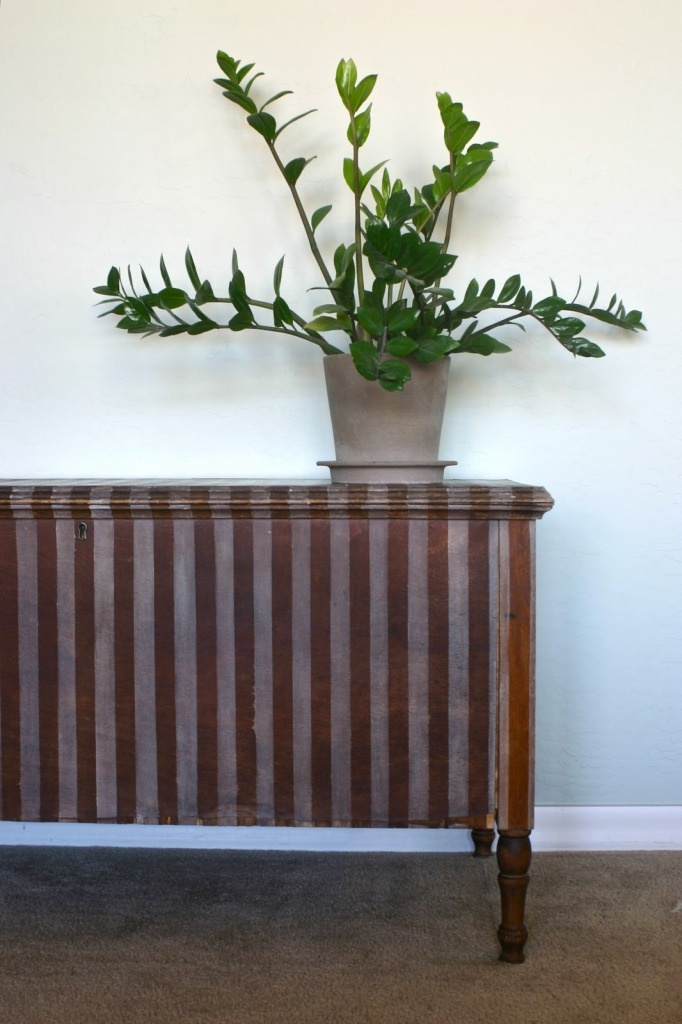 33 Best Images About Metallic Painted Furniture On Pinterest Furniture French Bed And Martha