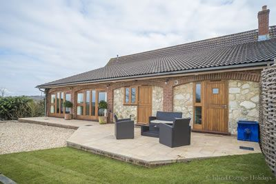 Stanwell Barn, Bembridge Isle of Wight Holiday Cottage