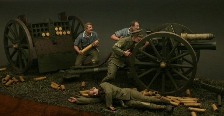 The Victoria Cross, Action at Nery BigSet from Tommy's War. Click on the pic for more details