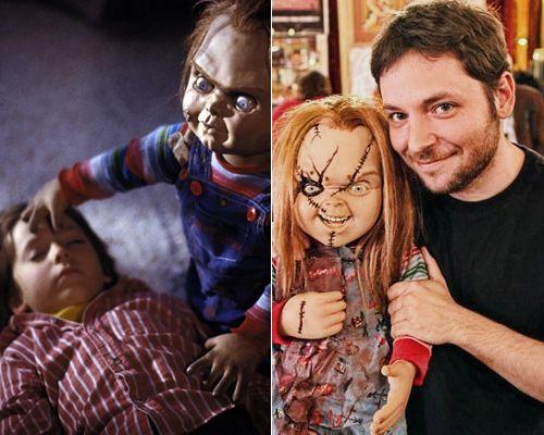 Alex Vincent Film: Child's Play (1988) Then:Alex Vincent ...