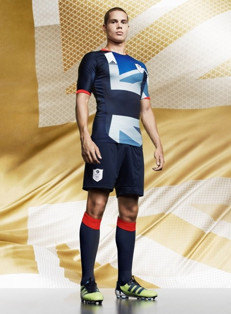 Team Great Britain Kit / Adidas