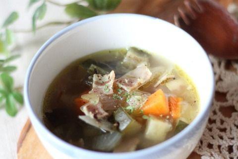 コンソメスープを使った人気のスープレシピ❤おいしすぎて体も心もぽっかぽか