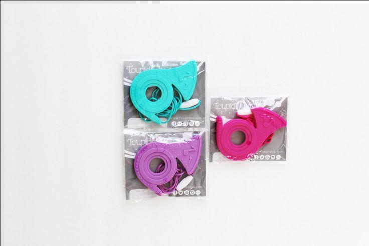1 jouet de dentition TROMBONE avec cordon de la boutique ToupidouAccessoires sur Etsy