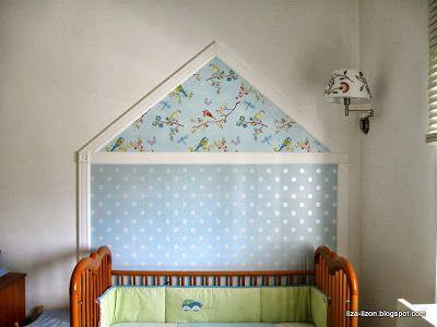 Мир моих грез . . . Lizon.org: Переделка спальни под новорожденного