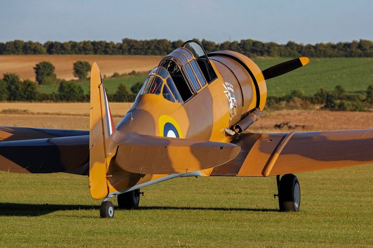 Canadian Car and Foundry Harvard Mk.IV by Daniel-Wales-Images