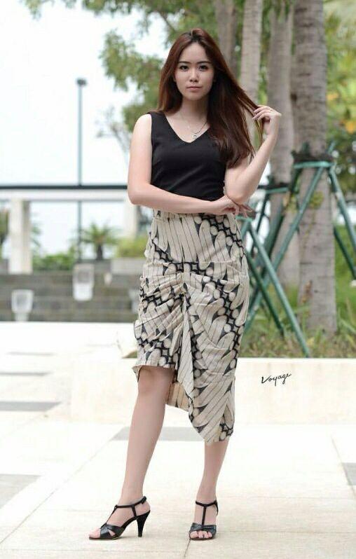 I will make it in papuan batik