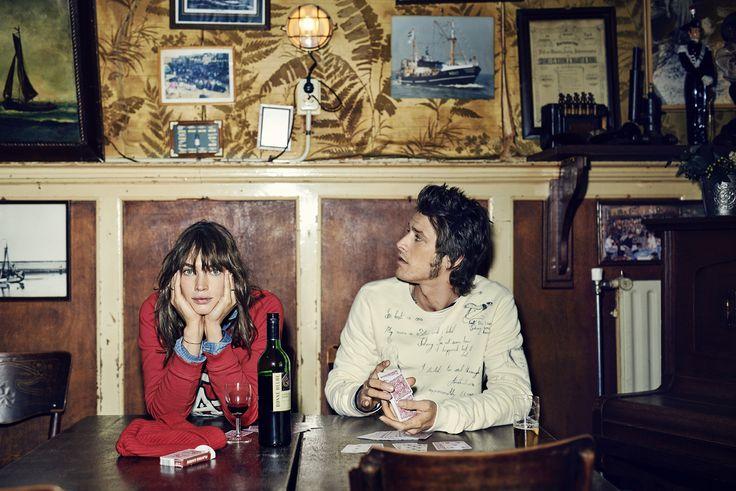 #ScotchandSoda #MaisonScotch #AmsterdamsBlauw #denim | Fall/Winter 2015