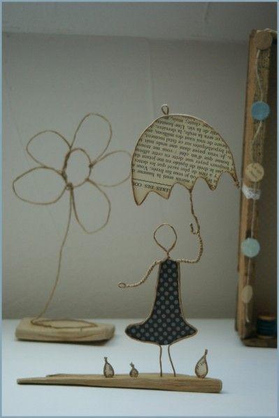 J'avais découvert et apprécié le travail et les créations d'Isabelle l'année…