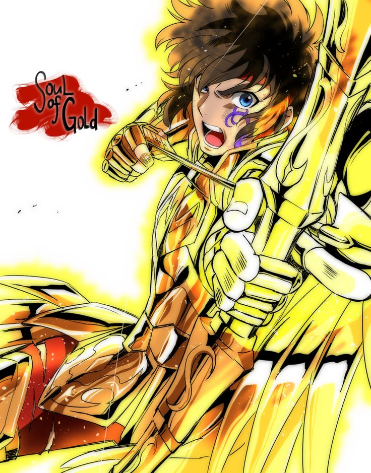 Soul Of Gold Sagitarrius Aiolos
