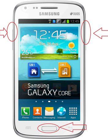 Cara Install CWM Samsung Galaxy Core Duos GT-I8262  Pada postingan kali ini saya akan memberikan tutorial sederhana untuk menginstall CWM pada Samsung Galaxy Core Duos. CWM itu adalah recovery mode yang sudah di kustomisasi sedemikian rupa dengan ber...