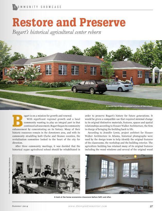 Bogart Historic Vocational School