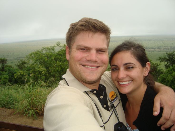 #Safarisoulmates since day one! Kruger National Park as far as the eye can see!!