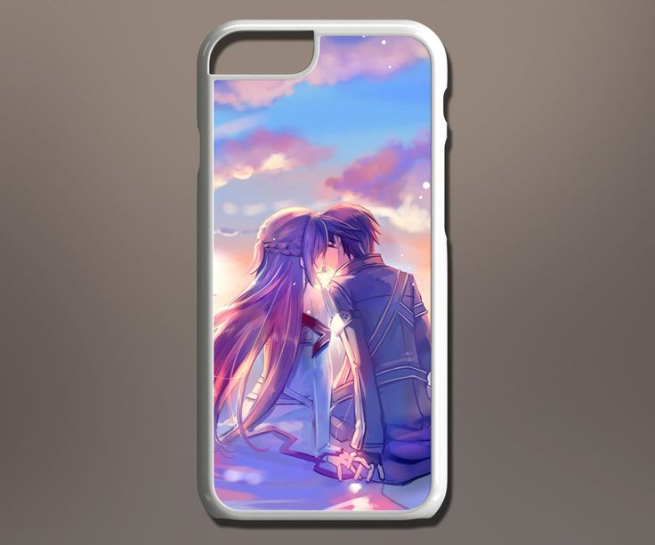 Sword Art Online Anime SAO Kirito Asuna iPhone case 4/4s 5/5s 6/6s Plus n9 #UnbrandedGeneric