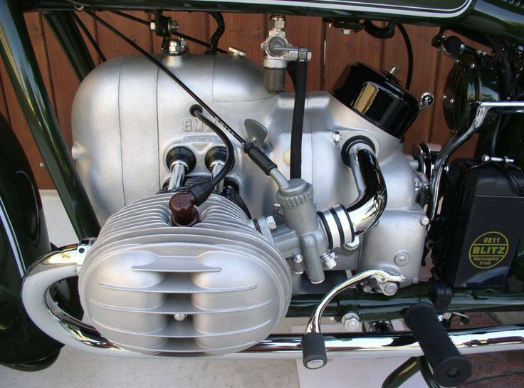 Polizeimotorrad – 1951 BMW R51/3 | Bike-urious