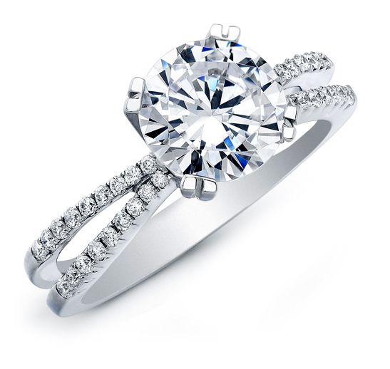 Pin by Fire Polish Diamonds on Diamond Engagement Rings | Beautiful rings, Diamond engagement rings, Wholesale diamond rings