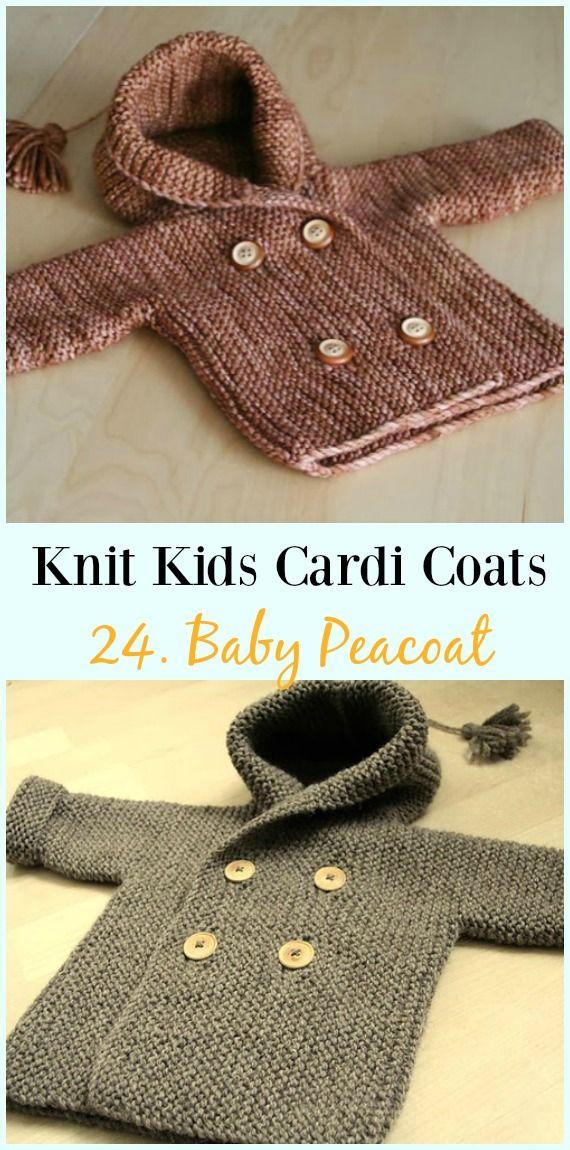 26e8c5df3 Kids Cardigan Sweater Free Knitting Patterns