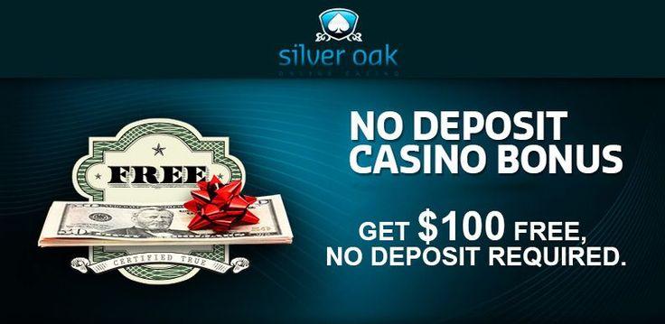 Silver Oak Casino 100 No Deposit 2021