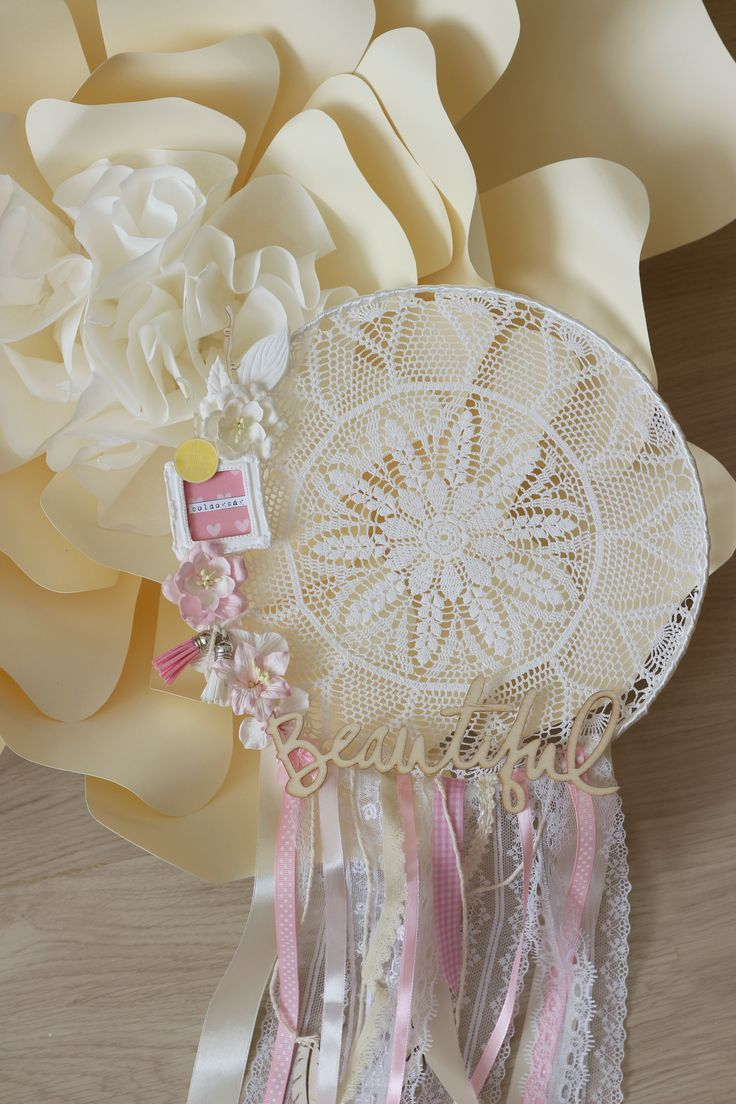 lacy Dreamcatcher by Fraupester