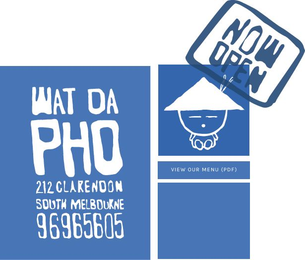 Wat Da Pho | South Melbourne, Victoria - This place rocks. Cheap, tasty food in a cute and comfortable environment; what more could one ask for?