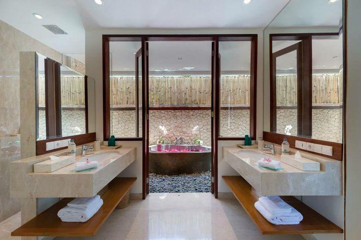 265 best balinese bathroom ideas images on pinterest for Balinese bathroom design