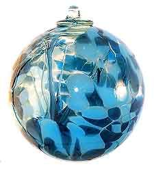 Decorative Glass Balls For Bowls 107 Best Glass Witch Ball Images On Pinterest  Blown Glass Glass