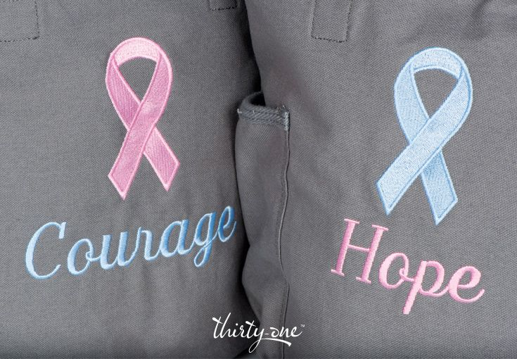 Thirty-One Gives Care Ribbons are a way to raise awareness and start a conversation about pregnancy and infant loss remembrance. Our hearts and prayers are with those who have lost a little one too soon. For every ribbon purchased 31 cents will be donated to Thirty-One Gives to support our mission to empower women and girls and strengthen families.
