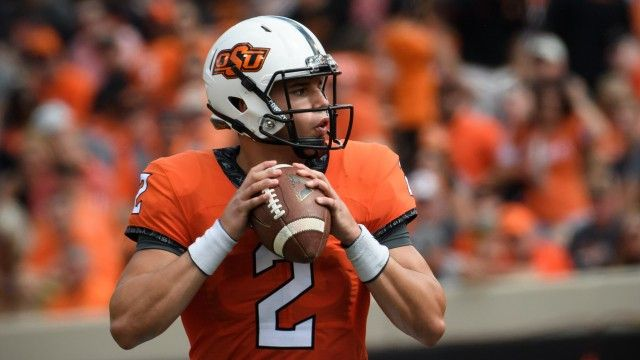 Tulsa Golden Hurricanes vs Oklahoma State Cowboys Line: Oklahoma State -18, 71 Game Time: Thursday August 31, 7:30 pm Two teams that finished the 2016 season with a (10–3) record will kick off their season on Thursday. The Tulsa Golden Hurricanes travel to take on inner state foe, Oklahoma State.
