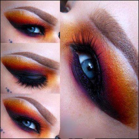 Burnt Orange Eyeshadow Pictures Burnt Orange Eyeshadow Images