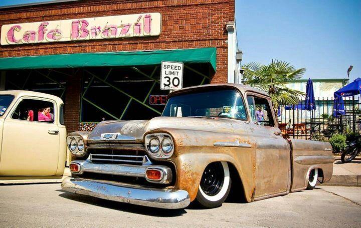 Hale S Speed Shop Bare Metal Apache Cars An Trucks