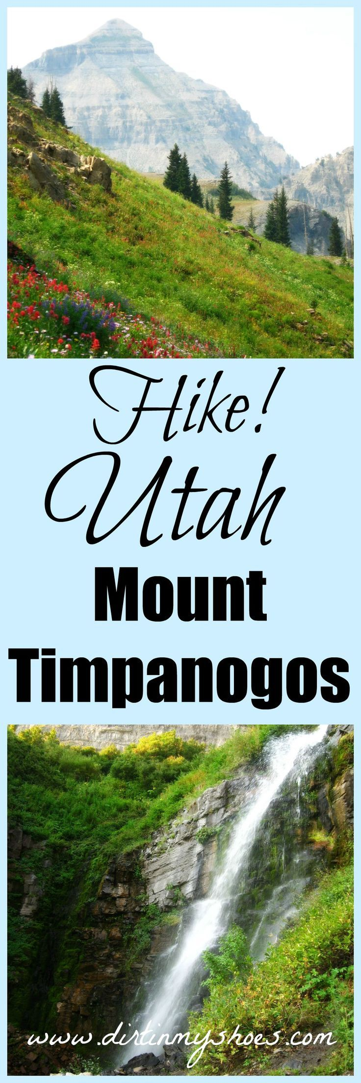 This hike needs to be on every Utahn's bucket list! Complete trail descriptions from the Aspen Grove and Timpooneke Trailheads to reach the summit of Mount Timpanogos || Dirt In My Shoes