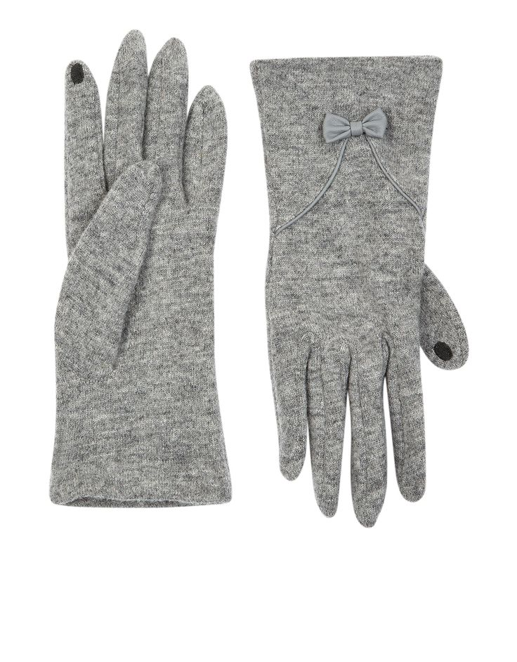 Smart gloves from Accessorize. You can even use them on your smartphone or tablet!